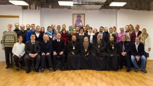 Сотрудники издательства Данилова монастыря