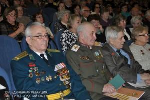 Отчетно-выборная конференция Совета ветеранов Южного округа