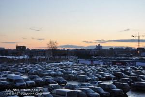 Парковки в Даниловском район