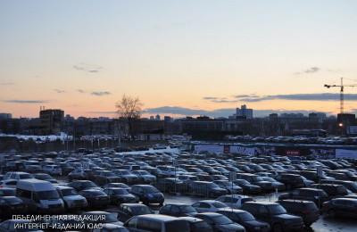 Парковки в Даниловском районе