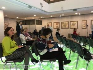 Пресс-конференция к выходу оповещения о проведении публичных слушаний по проекту ПЗЗ