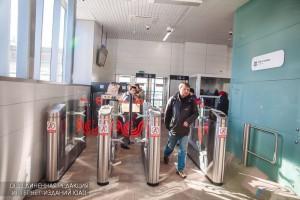 """Станция МЦК """"Автозаводская"""""""