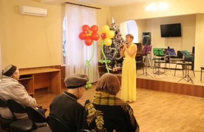 День матери отметили в досуговом центре Даниловского района