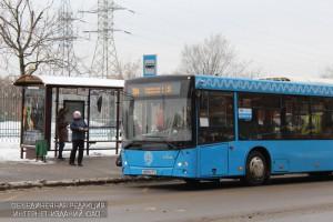 В новогоднюю ночь в Москве общественным транспортом воспользовались более 400 тысяч горожан