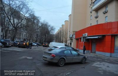 Магазин в жилом доме в Даниловском районе