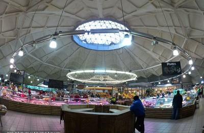 В Даниловском рынке