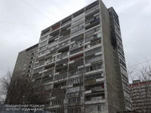 Многоквартирный дом в Даниловском районе