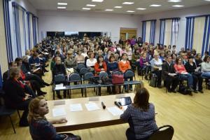 Семинар-совещание для педагогов в Даниловском районе
