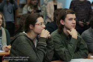 Юные жители округа