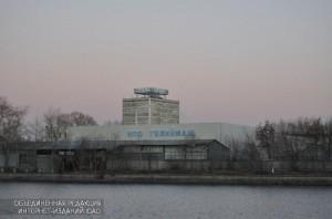 Промзона ЗИЛ в Даниловском районе