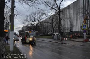 Трамвай в Даниловском районе