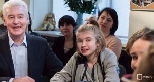 Собянин: Москва постоянно расширяет возможности для детского творчества