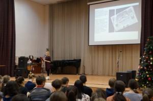 День российской печати в техникуме имени Красина