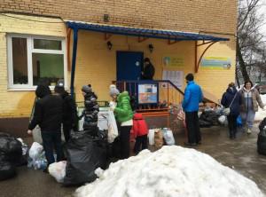 Жители Даниловского района могут сдать ртутьсодержащие люминесцентные лампы