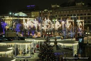 Мистерии, гадания, скоморохи и многое другое ждет жителей и гостей Москвы 7 января