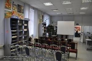 Библиотека в Даниловском районе