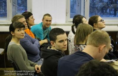 Жители Даниловского района