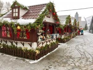 Ярмарка «Путешествие в Рождество» на Даниловском рынке