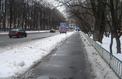 улица Серпуховский Вал в Даниловском районе