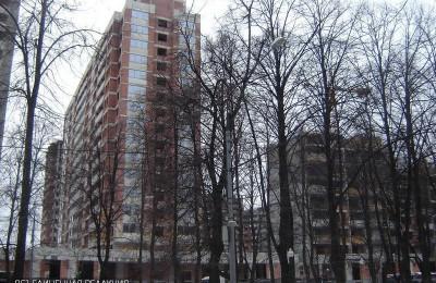 улица Серпуховской Вал 9