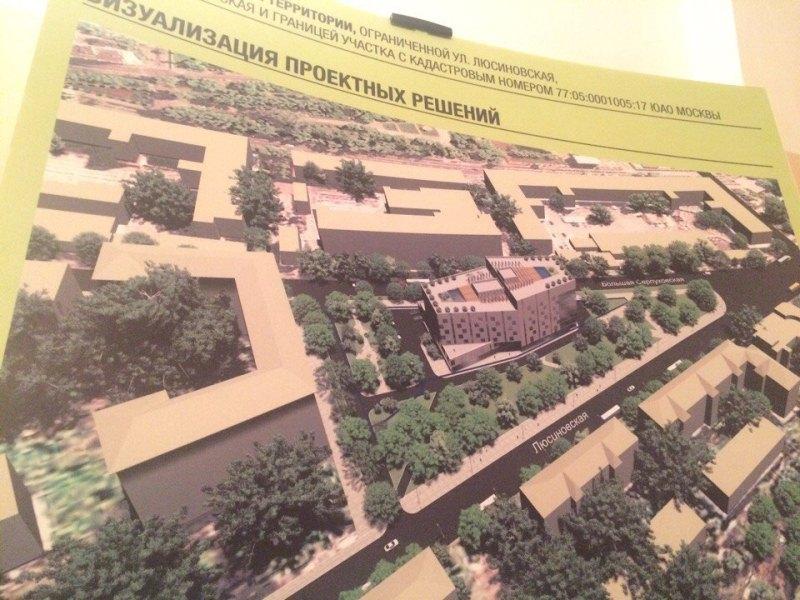 Вместо «Правды» в российской столице будет многофункциональный комплекс
