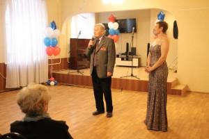 Концерт в честь Дня защитника Отечества в Даниловском районе