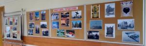 Выставка в техникуме имени Красина