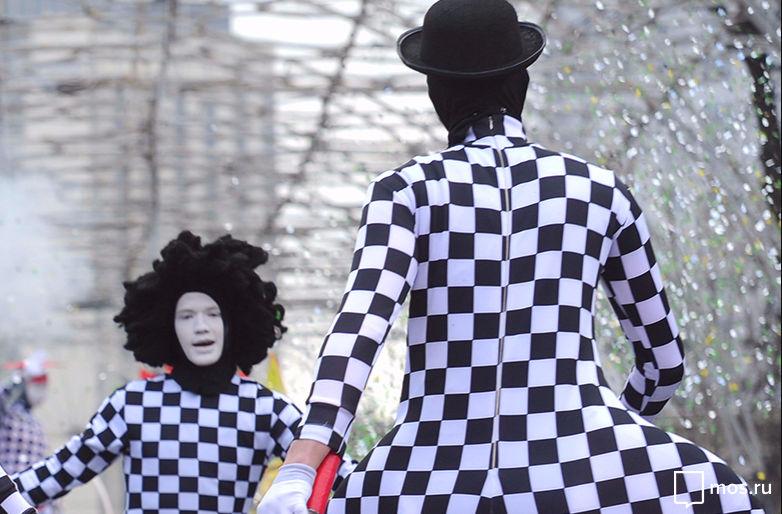 Новый сезон в столичных парках 26марта откроет фестиваль «Ворвись ввесну»