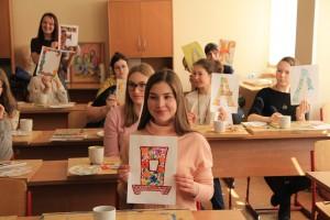 Арт-суббота в техникуме имени Красина