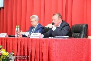 Встреча префекта Южного округа Алексея Челышева с жителями