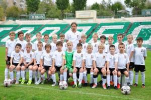 Футболисты команды Торпедо-06