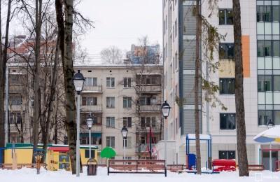Программу реновации ветхого жилья обсудили в Москве