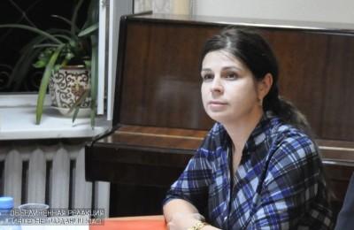 Глава управы района Даниловский Ольга Конюхова