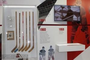 Музей хоккея в Парке Легенд
