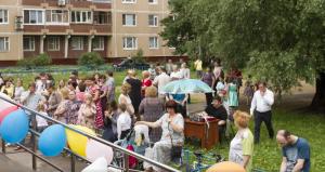 Праздник школы искусств в Братееве в 2015 году