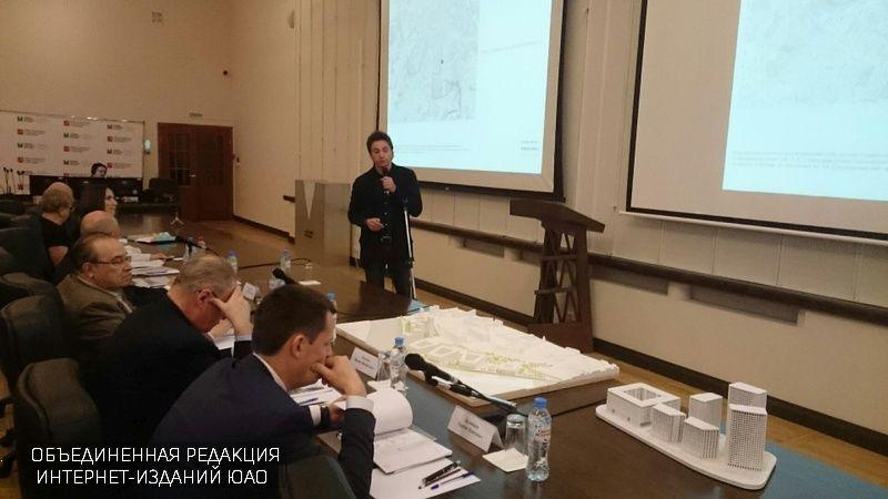 Проект возведения жилого комплекса наСимоновской набережной презентовали в российской столице