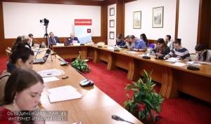 Пресс-конференция об итогах работы Мосгорстройнадзора за первый квартал 2017 года
