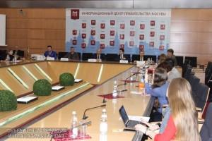 Пресс-конференция о работе Координационного совета по национальной политике в Москве