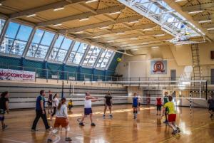 Соревнования по волейболу среди команд Южного викариатства