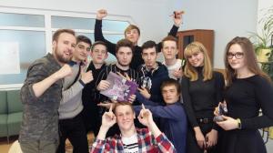 Ученики гимназии №1272 пробились в финал IT-марафона