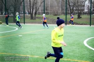 Футбол в районе Братеево
