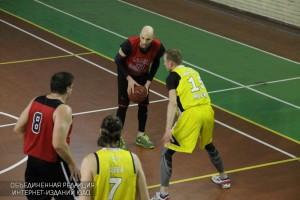Чемпионат по баскетболу среди команд Южного округа