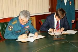 Академия МЧС и школа №494 договорились о сотрудничестве