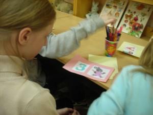 Дети познакомились с историей славянской письменности