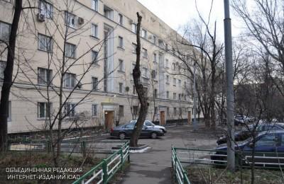 Жилой дом в Даниловском районе