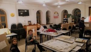 Школа искусств, которую поддержали активисты молодежной палаты района