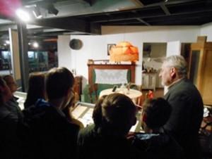 Школьники посетили музей обороны Москвы