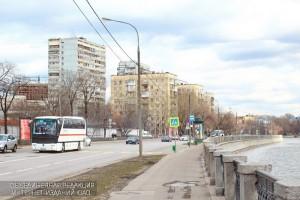 Набережная в Даниловском районе