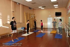 Фитнес в ЮАО
