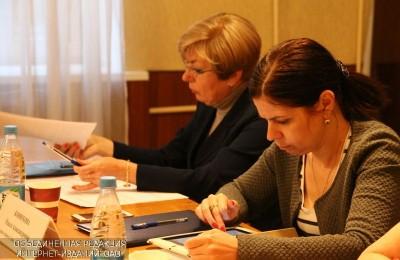 Встреча главы управы Ольги Конюховой с жителями